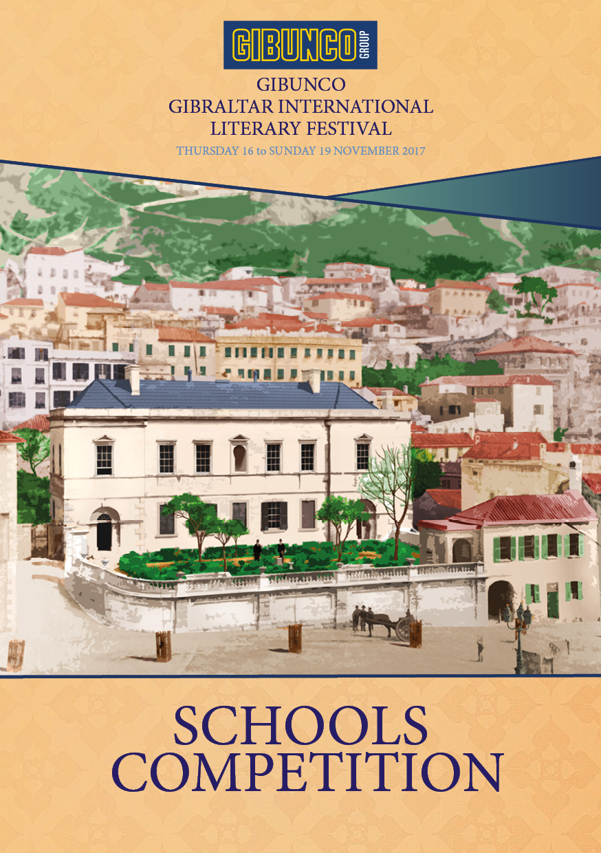Gibunco Gibraltar International Literary Festival – Schools Competition Image
