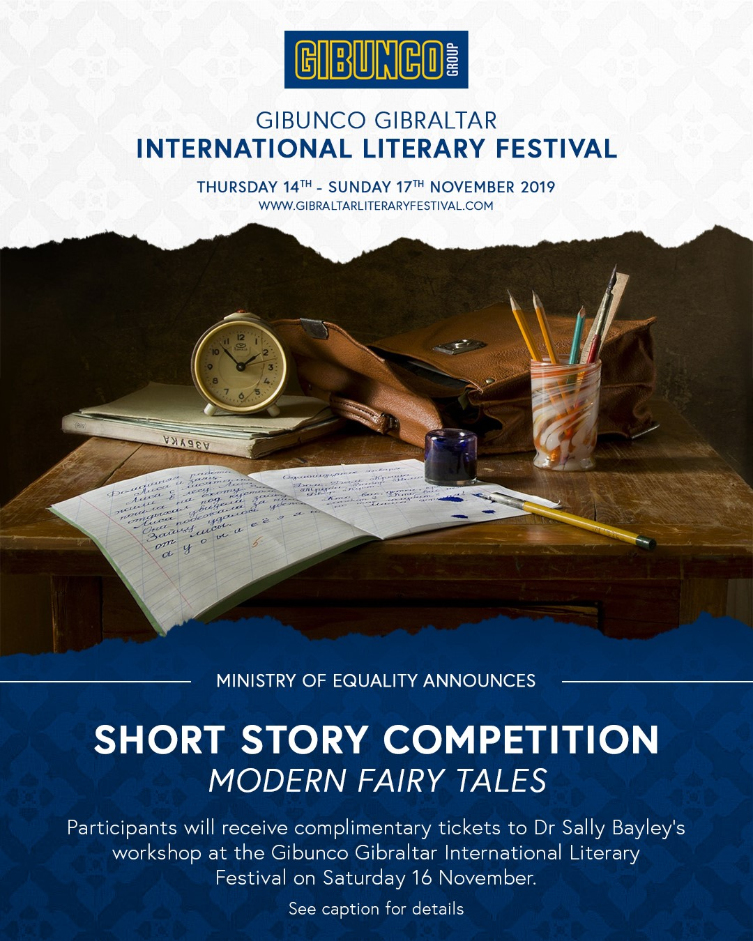 Ministry of Equality Launches Short Story Competition - Modern Fairy Tales  Image