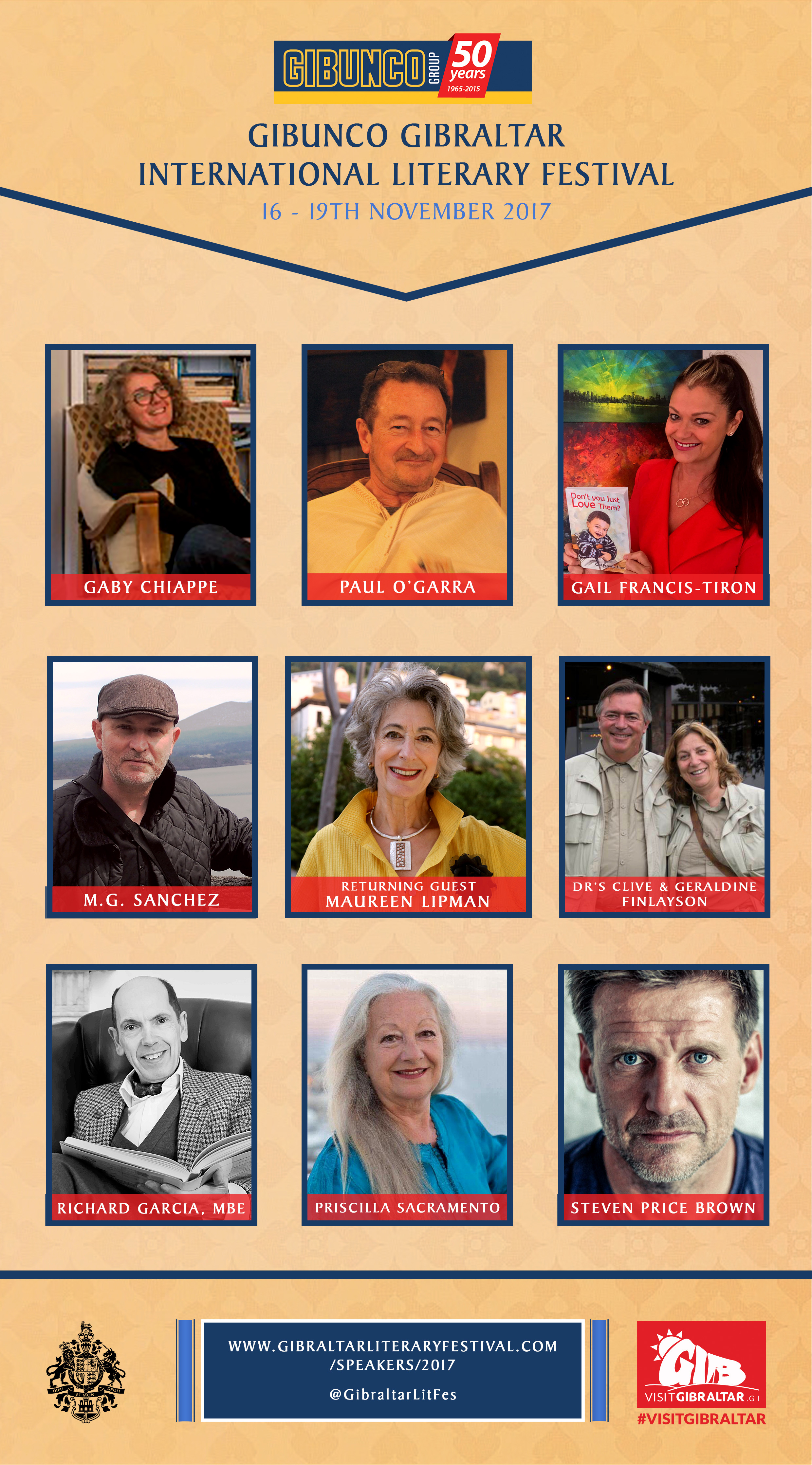 Local Writers and More for the Literary Festival as Tickets Go On Sale  Image