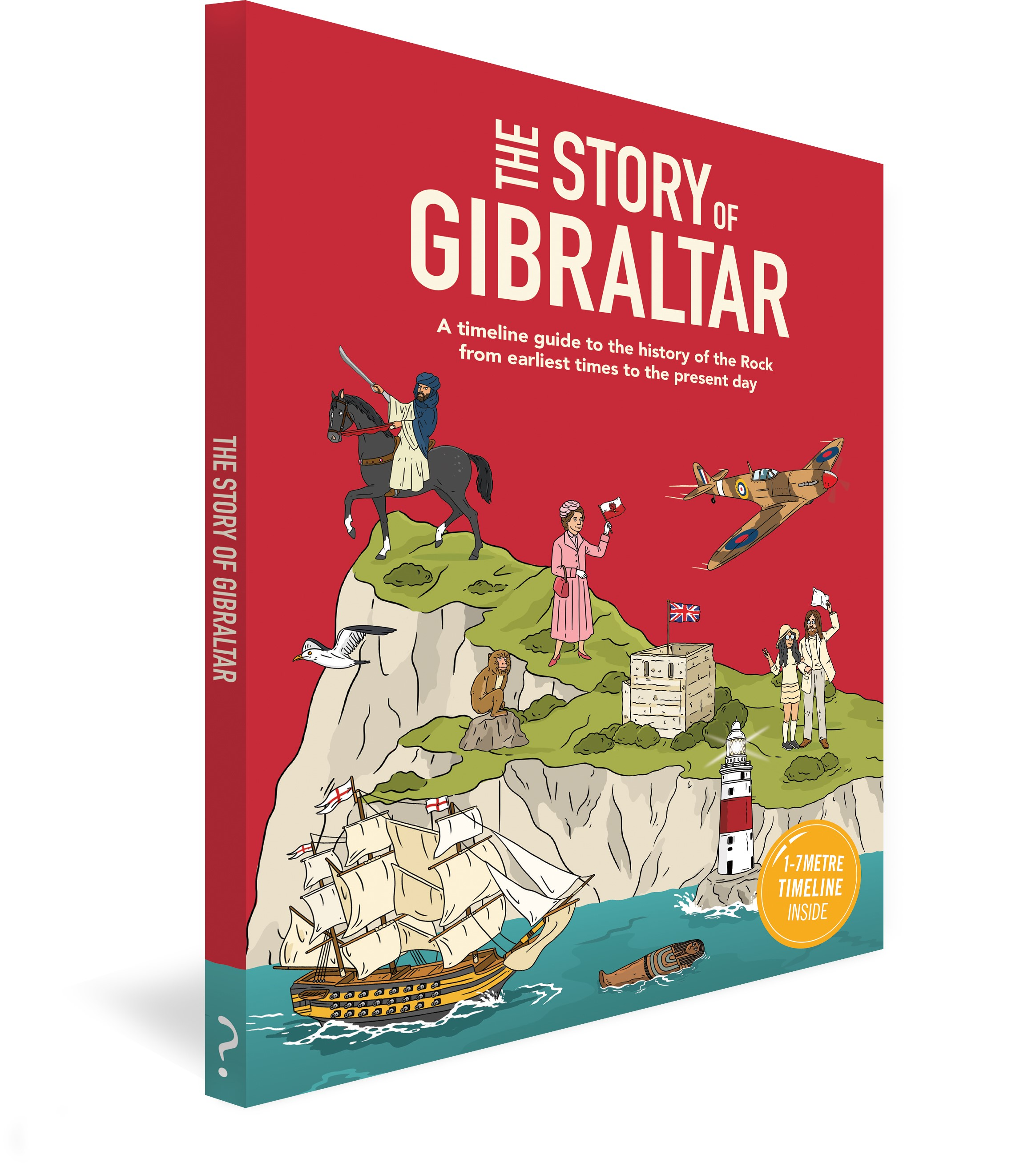 'The Story of Gibraltar' Book Launch