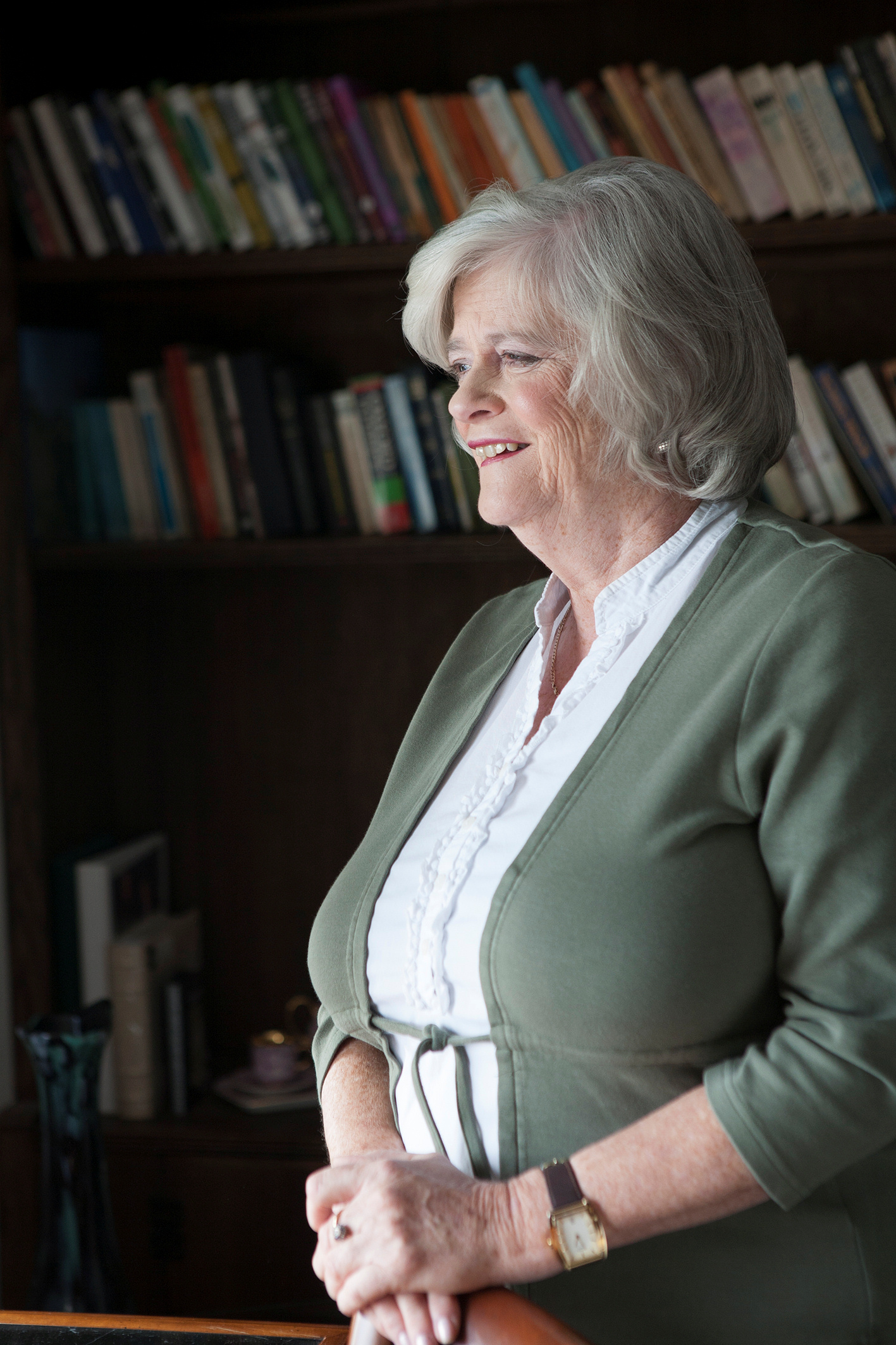 In Conversation with Ann Widdecombe